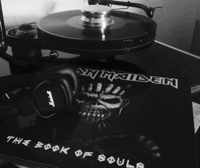 Marshall meet Vinyl