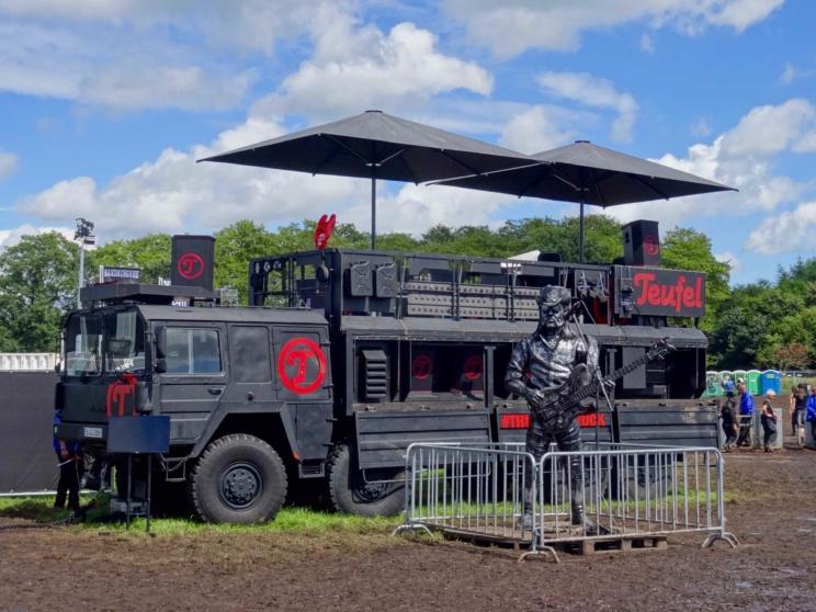 Lemmy und der Teufel (truck)