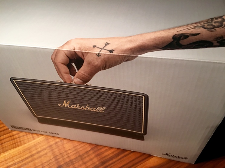 Verpackung Marshall Stockwell