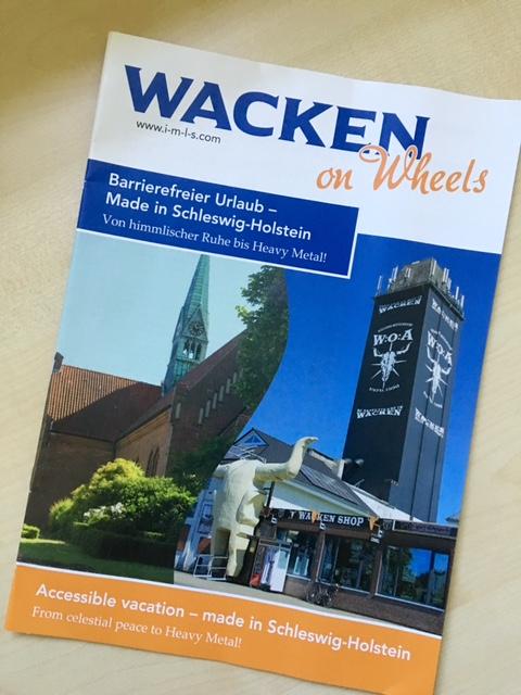 Wacken on Wheels - Der Reiseführer für einen barrierefreien Wacken-Urlaub