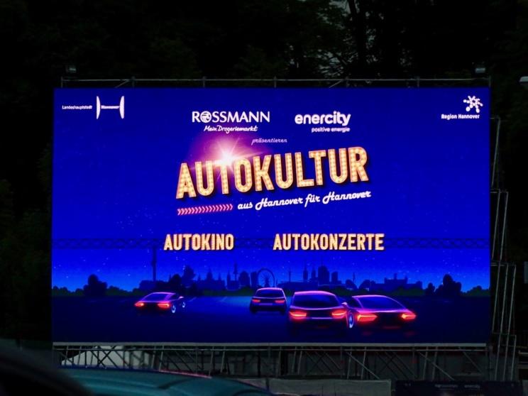 Hannover Autokultur Konzert
