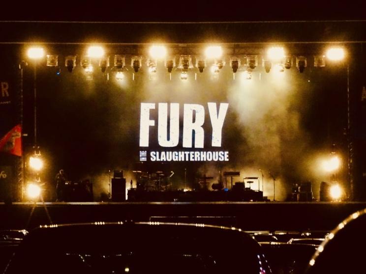 Fury Autokonzert Hannover
