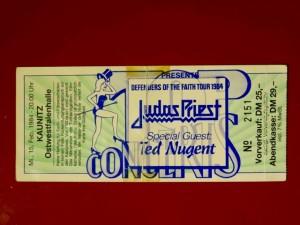Judas Priest 1984 Essen