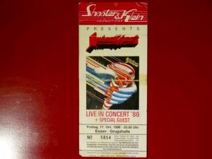 Judas Priest 1986 Essen