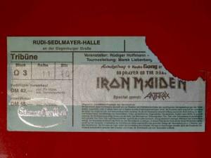 Iron Maiden Stuttgart