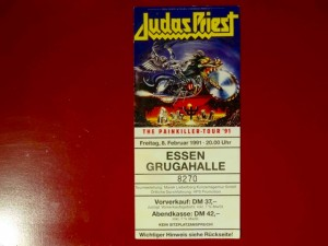 Judas Priest 1991 Essen
