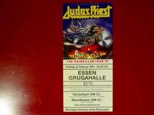 Judas Priest 1991 Essen