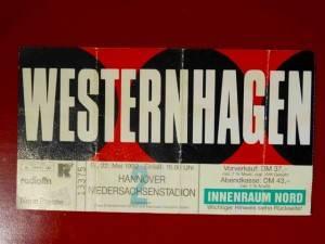 Westernhaben 1992 Hannover