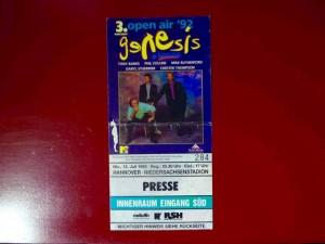 Genesis - 1992