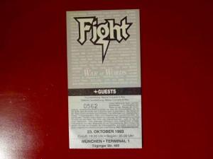 Fight 1993 München Riem