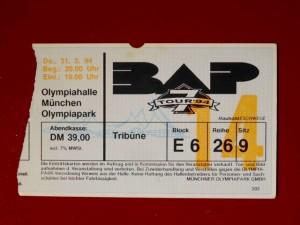 BAP - München 1994