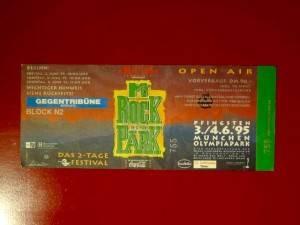Rock in Riem 1995 München