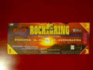 Rock am Ring 1997