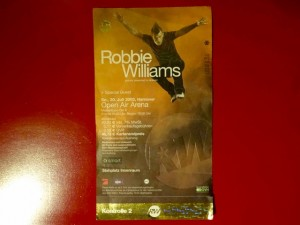 Robbie Williams 2003