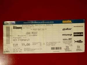 Judas Priest 2009 Hamburg