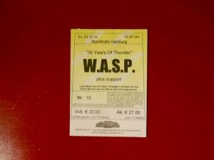 WASP 2012 Hamburg
