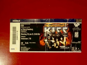 KISS Hamburg 2015