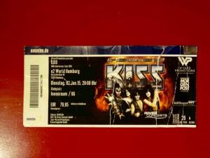 KISS Hamburg 2015
