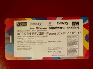Rock im Revier 2016